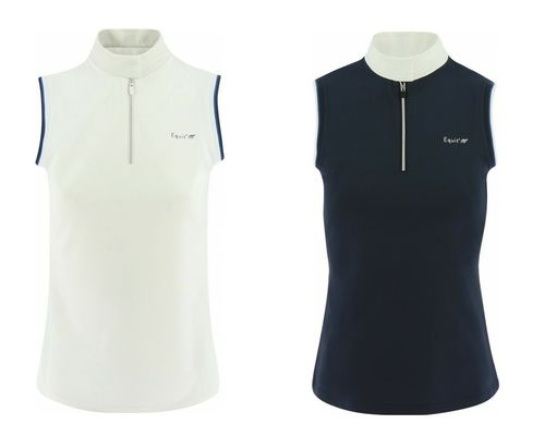 Equit`M Polo Shirt ärmellos