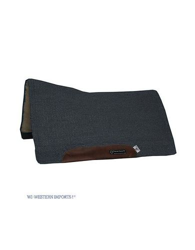 WI Westernpad CSF Solid Color, schwarz