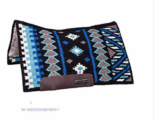 WI Westernpad CSF Diamond Stars, black