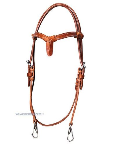 WI Westerntrense Trainer`s Headstall